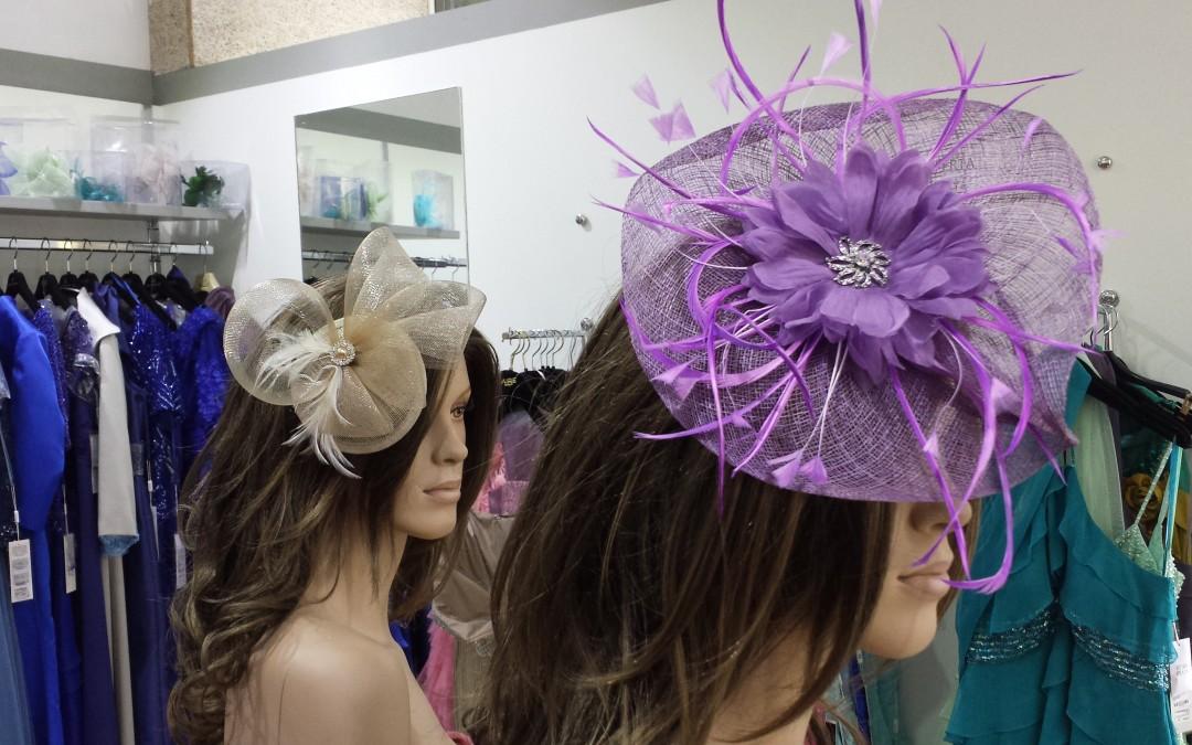Tocados: complemento para novias e invitadas