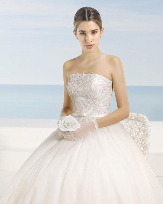 cómo son los vestidos de corte princesa? | dressbori