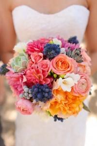 colores para el ramo de novia-2