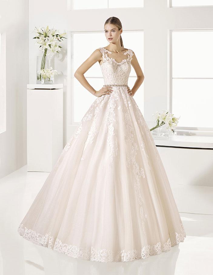 Trajes-de-novia-color-rosa-o-nude-Dress-Bori-Almanovia-GEISER-1