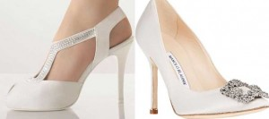 Zapatos de novia-Calzado para novias