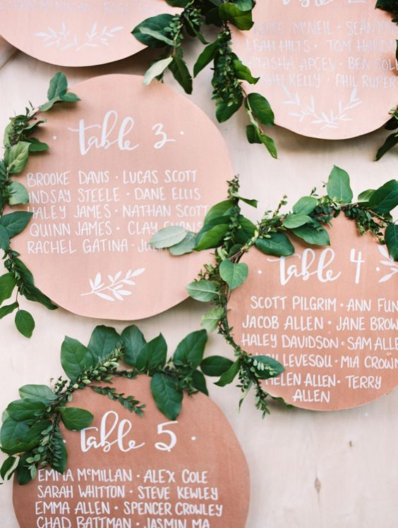 Ideas Seating plan para bodas-13
