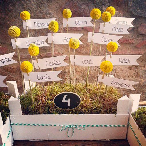Ideas Seating plan para bodas-15