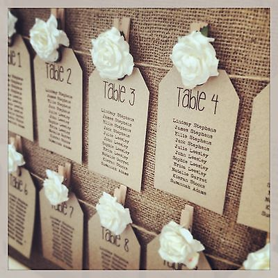 Ideas Seating plan para bodas-5
