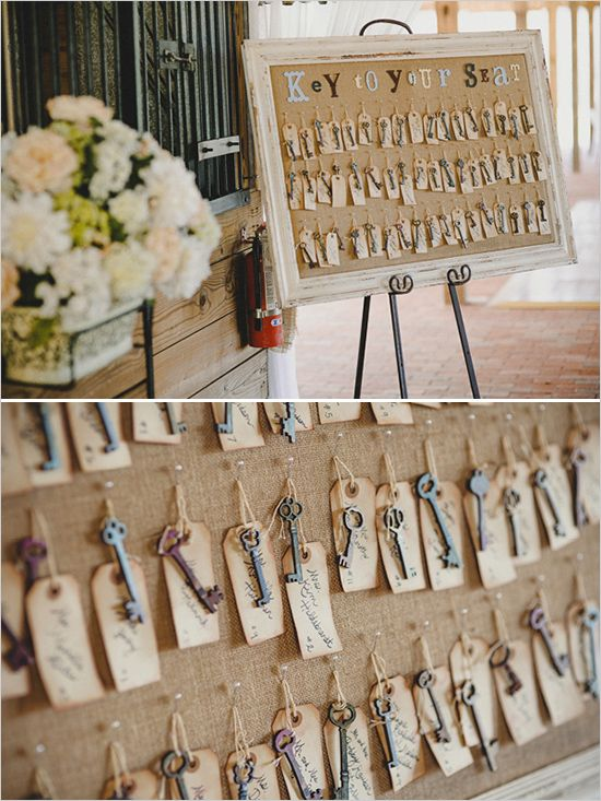 Ideas Seating plan para bodas-6