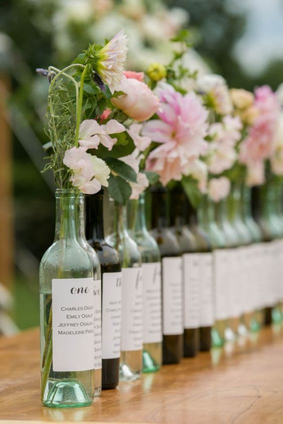 Ideas Seating plan para bodas-8