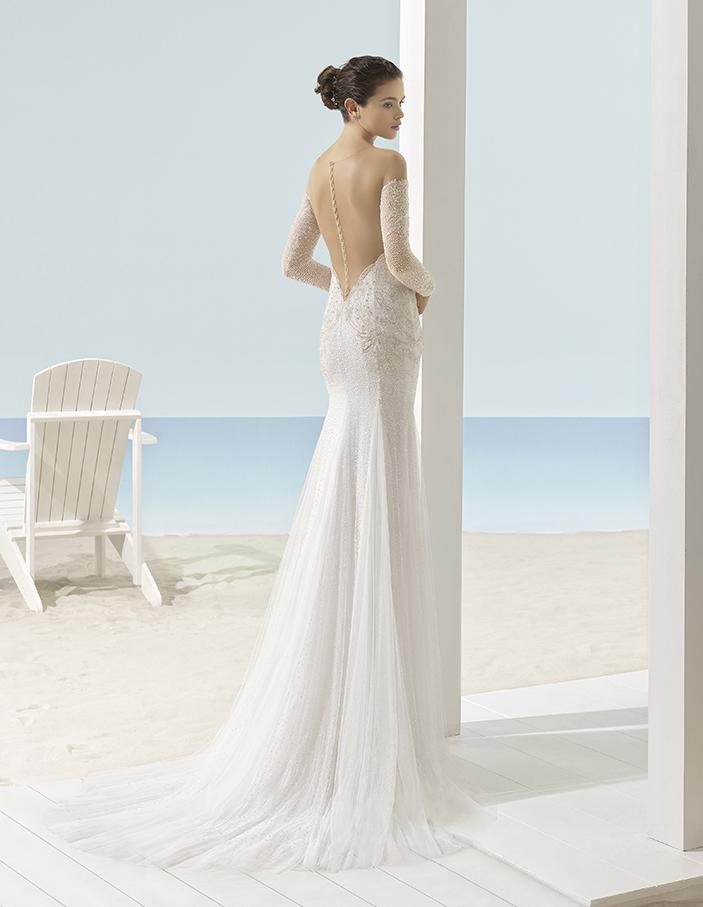 Vestido de novia Aire Beach 2017-Dress-Bori-modelo_XAIL
