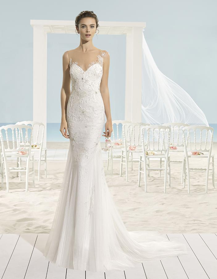 4a5a9666b Vestido de novia Aire Beach 2017-Dress-Bori-modelo XAMAN