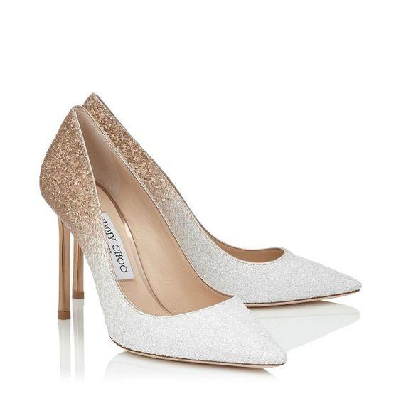 zapatos de novia con brillo-jimmy choo