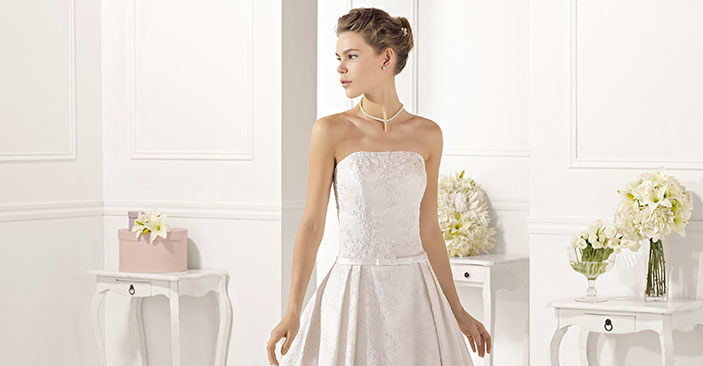 escotes de novia: palabra de honor | dressbori