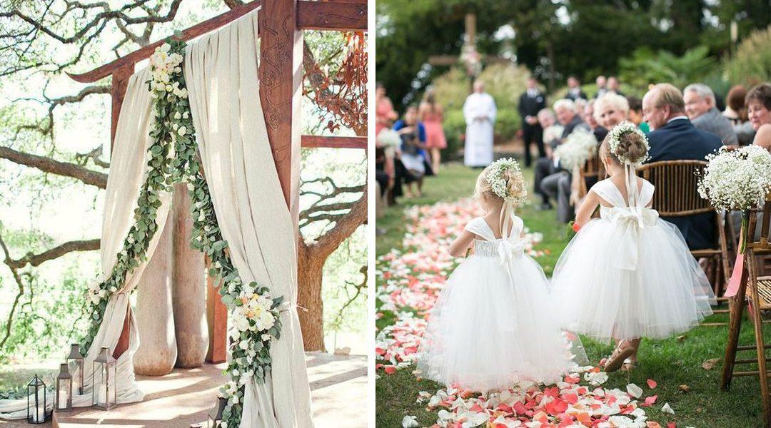 Protocolo de bodas: ¿Cuál es el orden de entrada de los invitados?