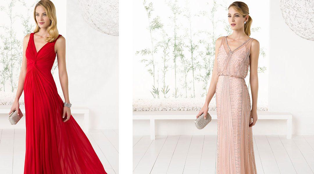 8 trajes de fiesta largos para las amigas de la novia | dressbori