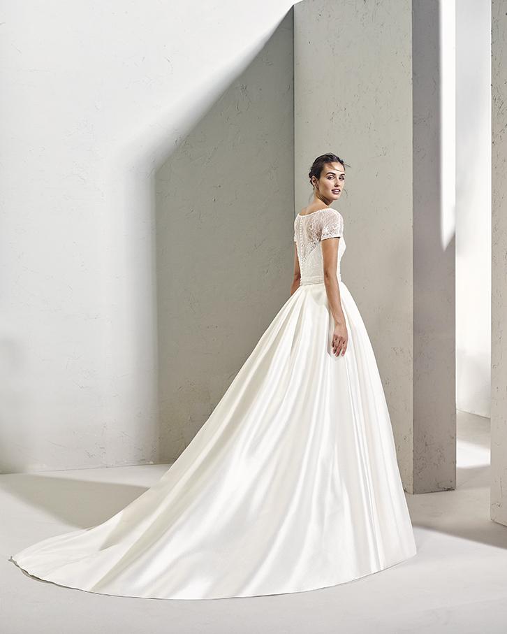 vestidos de novia adriana alier zaragoza y madrid | dressbori