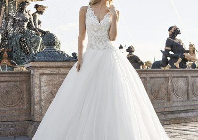 Vestido novia ibicenco zaragoza