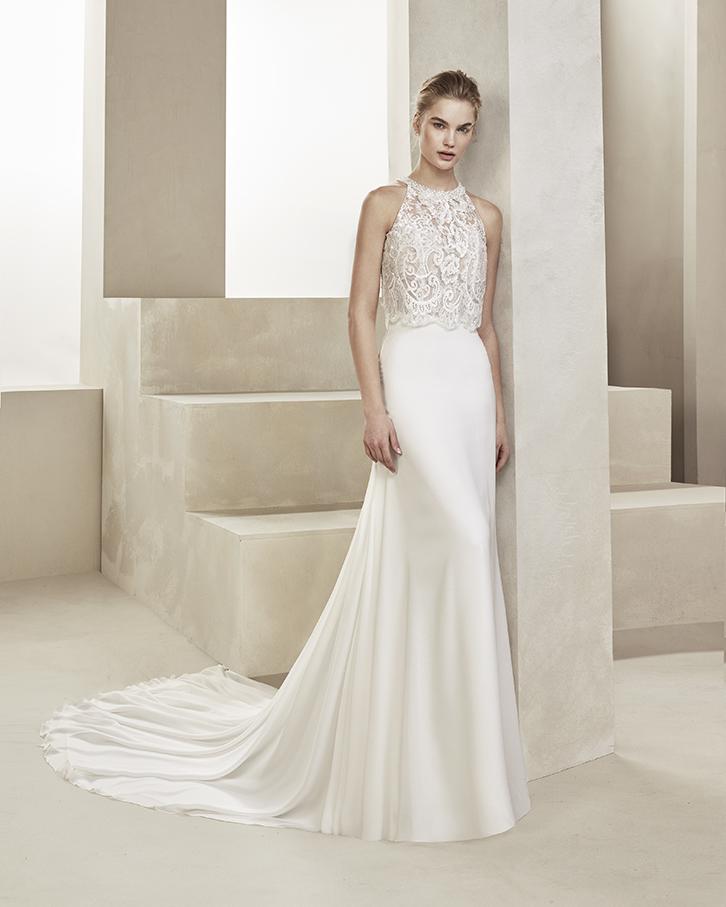 vestidos de novia almanovias zaragoza y madrid | dressbori