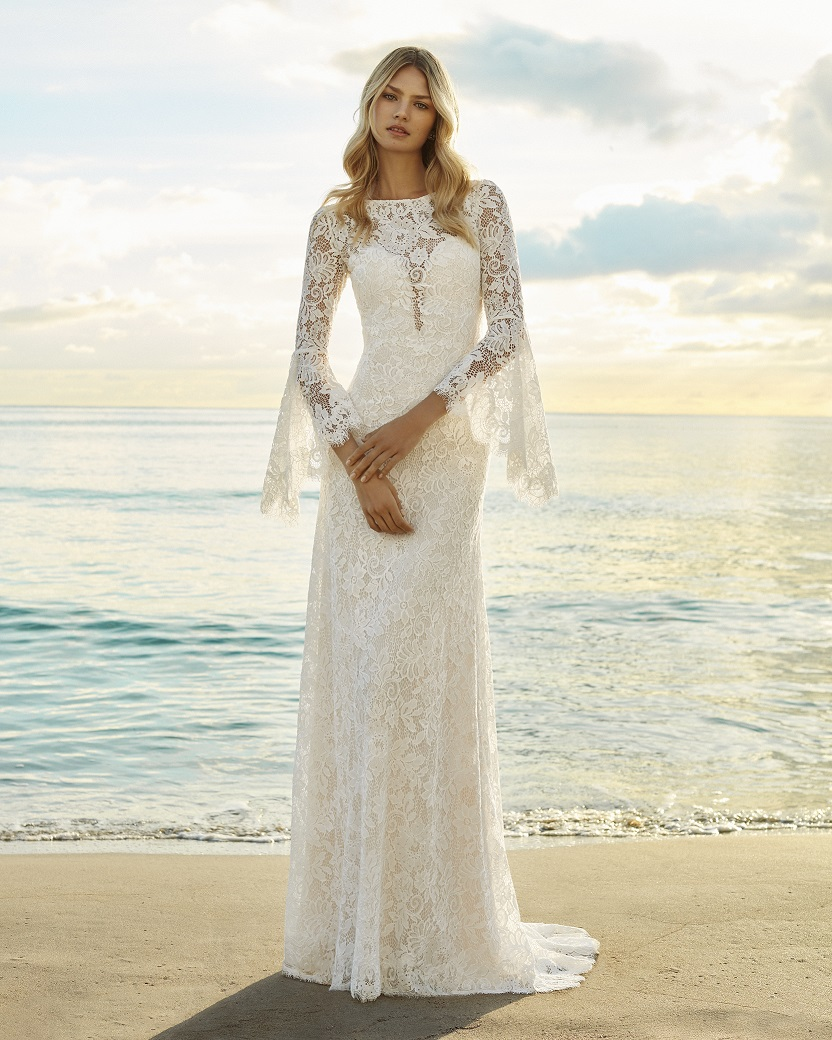 Vestidos de novia hippies zaragoza