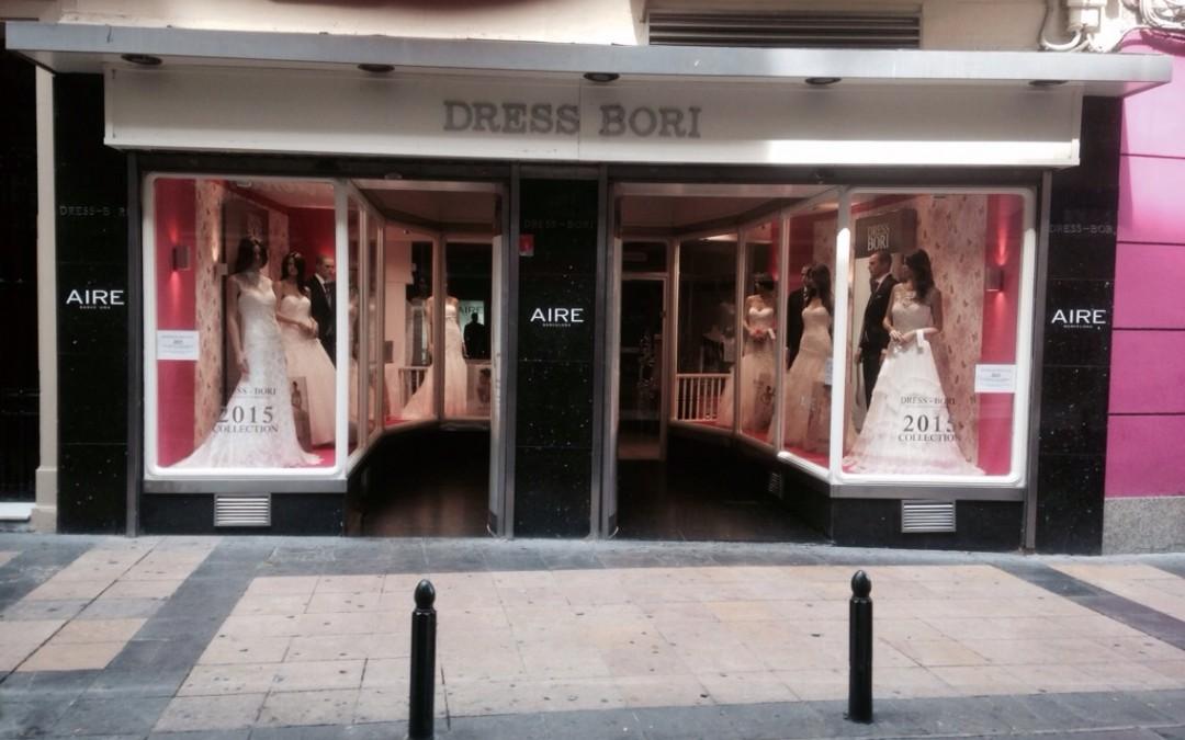DRESS BORI: Vistiendo novias desde 1967