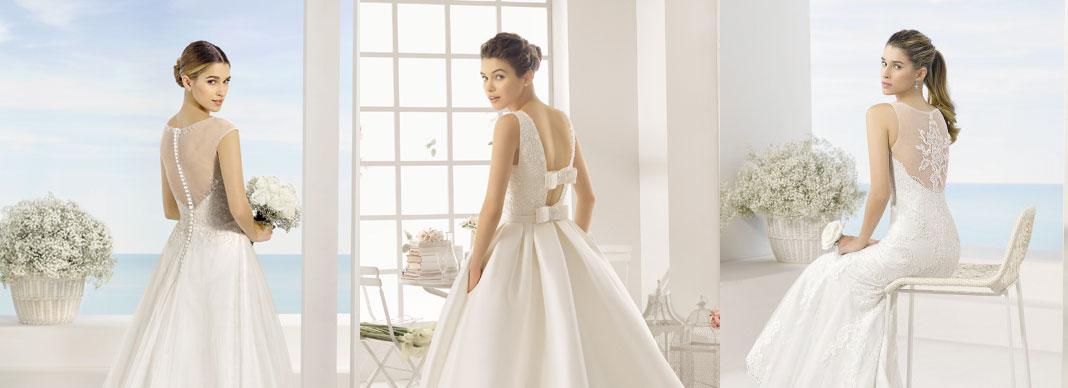 Espaldas fabulosas para tu vestido de novia (I)