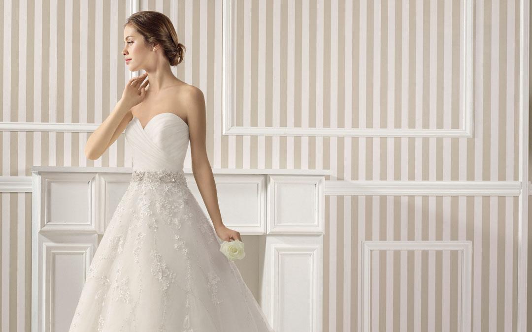 ¿Cómo son los vestidos de corte princesa?