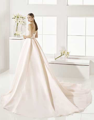 Trajes-de-novia-color-rosa-o-nude-Dress-Bori-Almanovia-GARLA-2