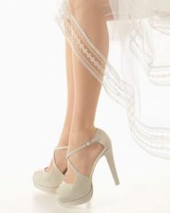 zapatos de novia-rosa clara