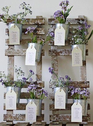 Ideas Seating plan para bodas-3