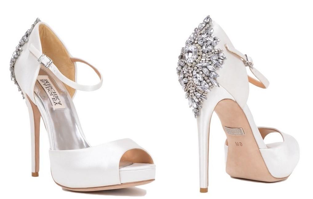 Zapatos de novia diferentes