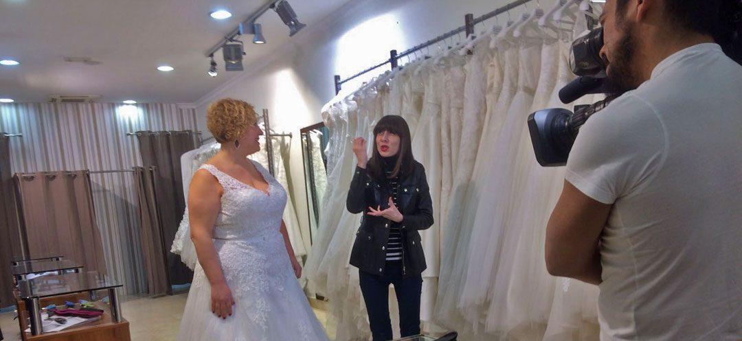 Dress Bori y D'etiqueta aparecen en el programa «Cámbiame» de Telecinco