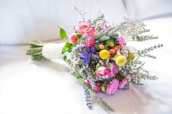 Ramos de novia silvestres
