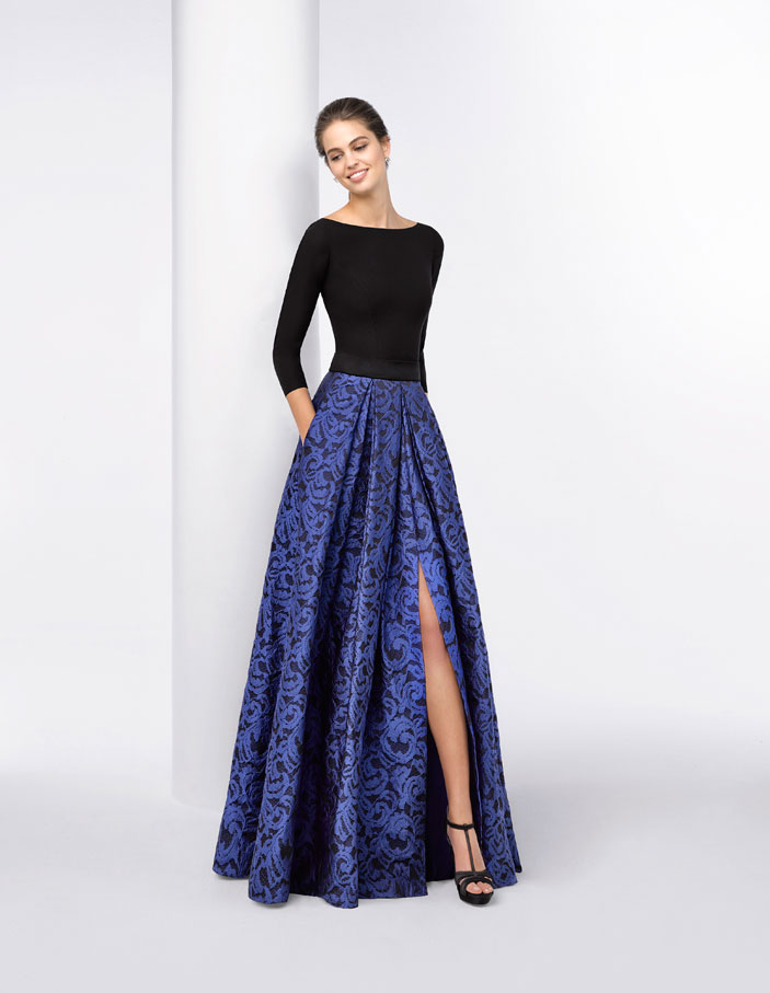 Vestido-de-fiesta-largo-con-abertura-zaragoza-madrid-dressbori