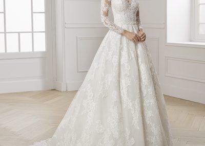 Vestidos de novia calle alfonso zaragoza